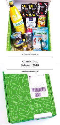brandnooz Classic Box Februar 2018