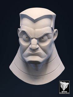 Colossus by Brice Laville Saint Martin | Cartoon | 3D | CGSociety
