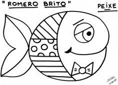 desenho-peixe-romero-brito-riscos