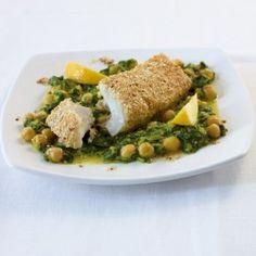 ESSEN & TRINKEN - Fisch mit Mandelkruste Rezept