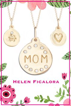Get her a gift she'll love this Mother's Day at Helen Ficalora! Get Free Shipping at helenficalora.com.