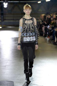 Anne Sofie Madsen AW14 : Copenhagen Fashion Week