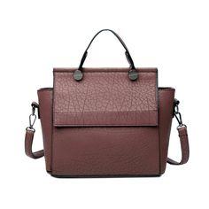 Vintage PU Leather Bag