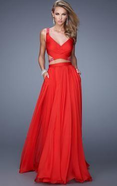 Rote Abendkleider online von QueenieKleid