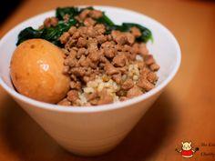 料理過程中有加上高湯,所以滷汁其實可以當湯喝,是一道味道清爽又健康的美味小吃!