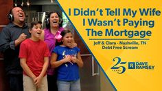 I Didn't Tell My Wife I Wasn't Paying The Mortgage - Jeff and Clara's De...