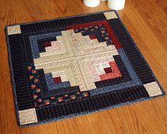 Quilted Table Toppers, Quilted Table Runners, Handmade Items, Etsy Shop, Traditional, Quilts, Artist, Quilt Sets, Artists