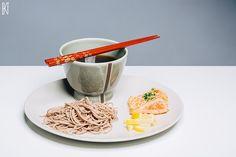 Cold Soba Noodles with #Salmon #Tataki. #food #japan #japanesefood #InstaFood #instagood #yum #yummy #foodpic #foodporn #BKTFoods #homemade #homecooking #homemadefood by mayeulkt
