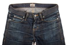 "Blue Owl Workshop: Denim Fades: Naked & Famous ""Left Hand Twill"" 13.75oz Selvedge Denim"
