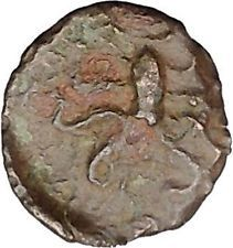 SYRACUSE in Sicily 405BC Tyrant Dionysios I Ancient Greek Coin  Octopus  i46007