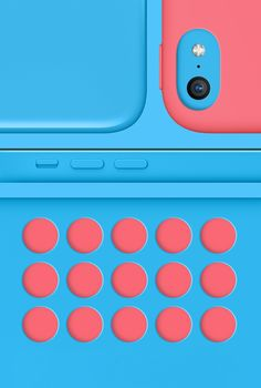 iPhone 5c Backwall Posters - Apple