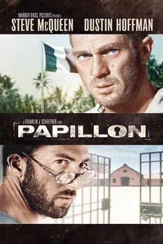 Papillon - Rotten Tomatoes  Discover new 2019 action  films  placed by Tomatometer as they come out in  movie theaters  as well as streaming, Watch NOW for FREE!!#horrormovies2018 #horrormovies2019 #horrormovies2020 #horrormoviescenes #horrormovies2017 Dustin Hoffman, Steve Mcqueen, Google Play, Don Gordon, Dalton Trumbo, Kino Film, Adventure Film, Tv Shows Online, Top Movies