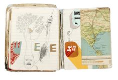 5 insanely inspiring illustrator's sketchbooks   Illustration   Creative Bloq