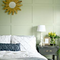 Wrap your room in personality. This project is versatile and can be tailored to any style.