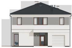 DOM.PL™ - Projekt domu SD Kartagina CE - DOM SD1-94 - gotowy koszt budowy Gazebo, Outdoor Structures, Kiosk, Pavilion, Cabana