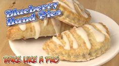 Easy Blueberry Hand Pies Recipe