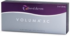Coming soon - VOLUMA XC by Allergan. FDA approved and injectors are being trained soon. The only filler approved for midface age-related volume loss. It'll be available soon! UPDATE: VOLUMA IS HERE!