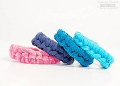 Put those old T-shirts and scraps of fabric to a great new use! Bracelets are a wonderful DIY project, and all the more so when they enable you to repurpose and upcycle what otherwise is possibly j…