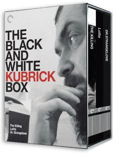 design for black and white Kubrick