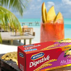 #mcvitiesitalia #mcvitiesdigestive #mcvitiesallafrutta #mcvities #summer #estate #drinkallafrutta #spiaggia #mare #sole #relax