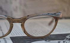 Vintage Cats Eye Glasses