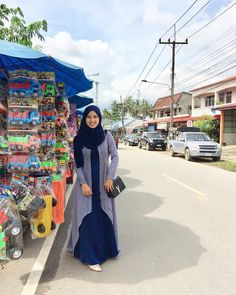 hijaber idaman #specialmuslimah Muslim Fashion, Hijab Fashion, Kebaya Hijab, Hijab Tutorial, Hijab Outfit, Outfits, Style, Swag, Suits