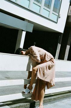 '24/24' (Modern Matter), unknown model shot by Lena C. Emery
