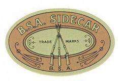 BSA Side Car