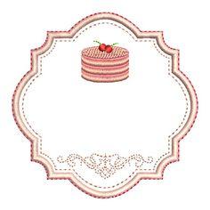 Logo Doce, Chef Logo, Cake Illustration, Bakery Logo Design, Cupcake Art, App Logo, Types Of Cakes, Instagram Logo, Ideas Para Fiestas