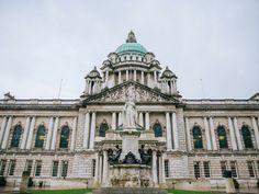 Belfast, Capitale de l'Irlande du Nord Belfast, Circuit, Louvre, Building, Travel, Northern Ireland, Irish Language, Viajes, Buildings