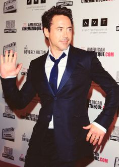 Robert Downey Jr. (American Cinematheque Award, 2011)