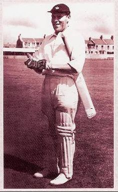 """"""" Alma Victor """"Champ"""" Hunt is considered the finest cricket player ever produced by Bermuda. A prodigious all-ro…"""" Bermuda Travel, Somerset, Champs, Cricket, Club, Twitter, Sports, Hs Sports, Sport"""