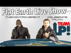 New Christian FLAT EARTH Show: Celebrate Truth & TheControversy7 Team Up Together! - YouTube