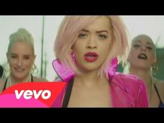 """Check out Rita Ora's vid for """"I Will Never Let You Down"""" her new single w/ Calvin Harris - HERE --> http://bit.ly/1mqYiBL -- #music #ritaora #iwillneverletyoudown"""