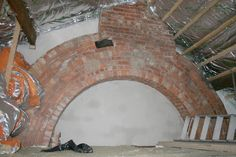 Sound Coat Plastered in between the brickwork to reduce nose between the rooms after conversion