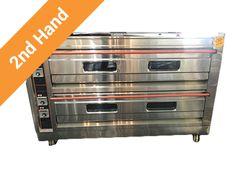 Double Deck Bread Oven