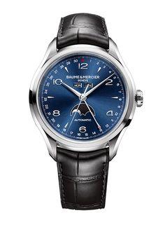 Montres baume-mercier 10057 Clifton-Vente et prix d'achat des montress Baume & Mercier