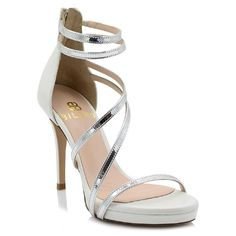 Drops Of Luxury Νυφικά Παπούτσια Θεσσαλονίκη www.gamosorganosi.gr Drop, Sandals, Luxury, Shoes, Fashion, Moda, Shoes Sandals, Zapatos, Shoes Outlet