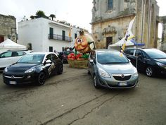 """Lu paniri te e Site"" - Opel Sancar a Palmariggi"