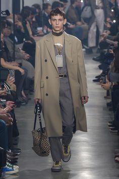 Lanvin Fall 2018 Menswear Fashion Show Collection
