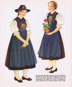 traditional german clothing - Google Search