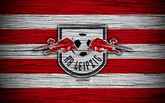 Herunterladen hintergrundbild rb leipzig, 4k, bundesliga, logo, germany, wooden texture, fc rb leipzig, soccer, football, rb leipzig fc Bundesliga Logo, German National Team, Squad Photos, Red Bull, Sports Wallpapers, Art Logo, Porsche Logo, Texture, Germany