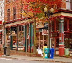 Fairhaven, Washington.