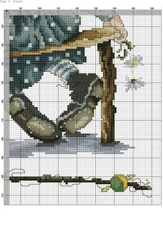 Sunset 4 Cross Stitch Embroidery, Cross Stitch Patterns, Cross Stitch Landscape, Cross Stitch Love, Stitch 2, Free Pattern, Charts, Workshop, Album