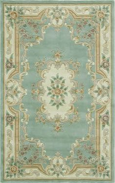 Rugs America New Aubusson 510-292