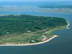 Daufuskie Island- If you're ever in the Hilton Head/Savannah area this is a very cool place to visit for the day.  Read the book The Water is Wide by Pat Conroy for background on the island :)