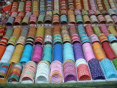 Calcutta bracelet shopping