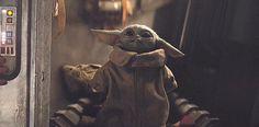 Baby Yoda Hello GIF - BabyYoda Hello TheMandalorian - Discover & Share GIFs