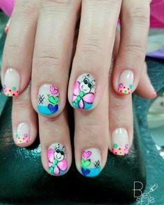 Summer Nails, Nail Designs, Nail Art, Fingers, Diana, Cheese, Album, Polish Nails, Toe Nail Art