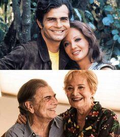 """regram @blognoticiatv """"Meu casamento perdura por amor"""" diz Tarcísio Meira sobre Glória Menezes . Casado com Glória Menezes há 53 anos Tarcísio Meira virou """"exemplo de amor"""" nesses tempos de separações de casais famosos. William Bonner e Fátima Bernardes por exemplo terminaram o casamento de 26 anos. Brad Pitt e Angelina Jolie se divorciaram após uma década juntos."""
